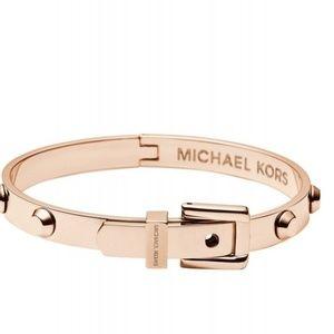 Michael Kors astor studded Gold Bracelet